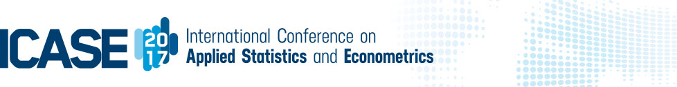 International Conference on Applied Statistics and Econometrics